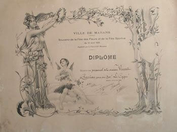 restauration de diplome, nettoyage documents