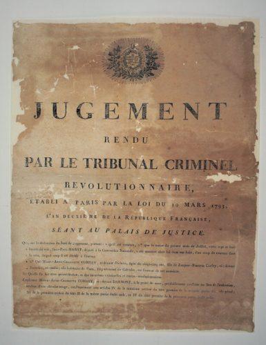 Restauration de documents anciens